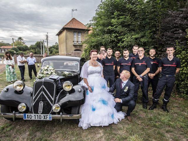 Le mariage de Benjamin et Aurélie à Villers-Guislain, Nord 69