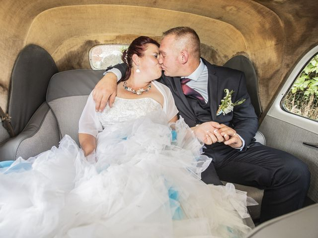 Le mariage de Benjamin et Aurélie à Villers-Guislain, Nord 70