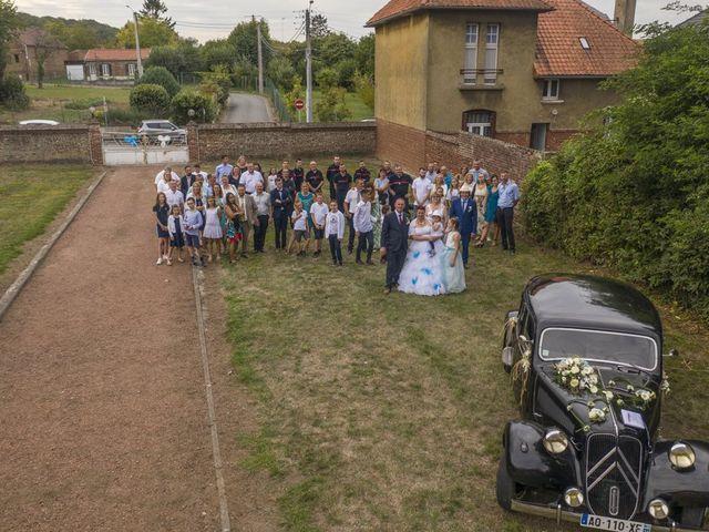 Le mariage de Benjamin et Aurélie à Villers-Guislain, Nord 73