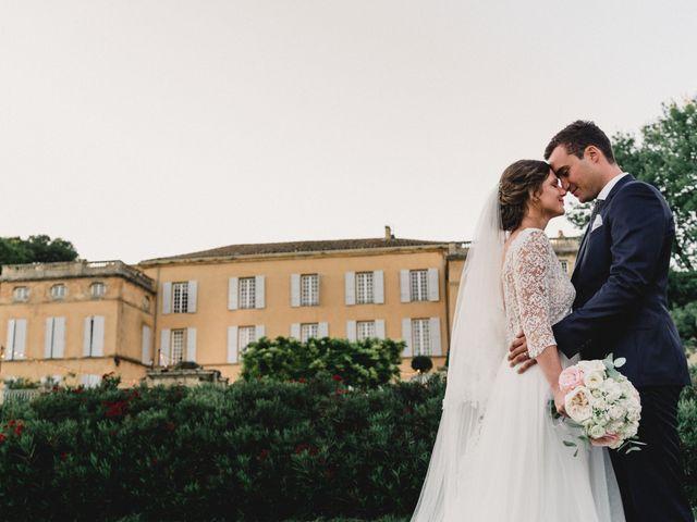 Le mariage de Achille et Manon à Aix-en-Provence, Bouches-du-Rhône 14