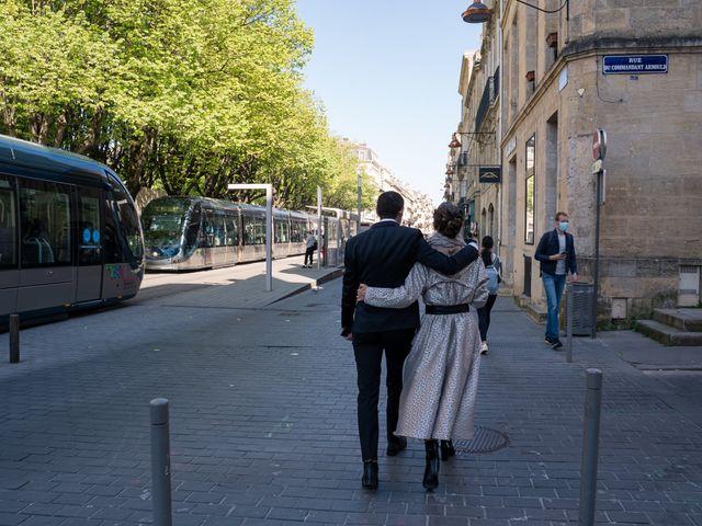 Le mariage de Fabien et Stéphanie à Bordeaux, Gironde 29