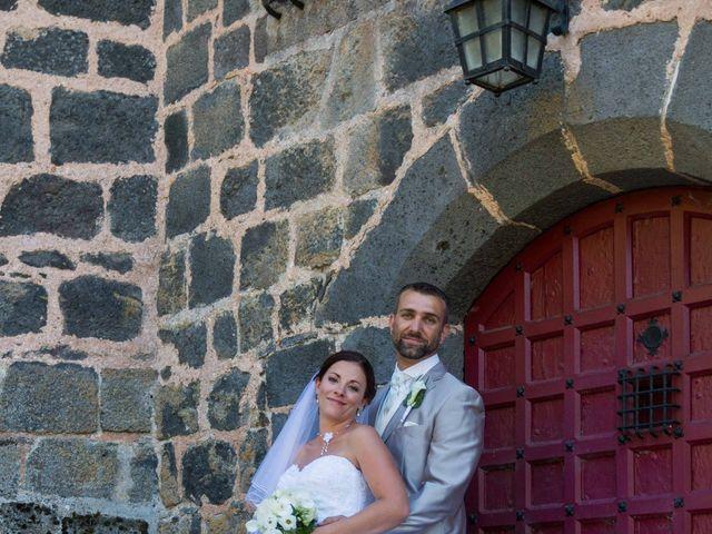 Le mariage de Mika et Céline à Pontgibaud, Puy-de-Dôme 5