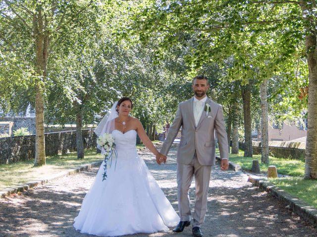 Le mariage de Mika et Céline à Pontgibaud, Puy-de-Dôme 6