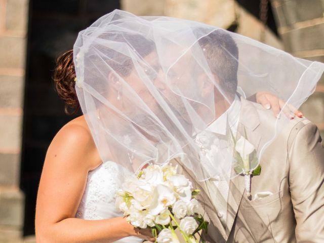 Le mariage de Mika et Céline à Pontgibaud, Puy-de-Dôme 7