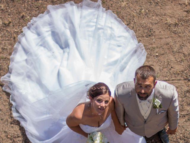 Le mariage de Mika et Céline à Pontgibaud, Puy-de-Dôme 1