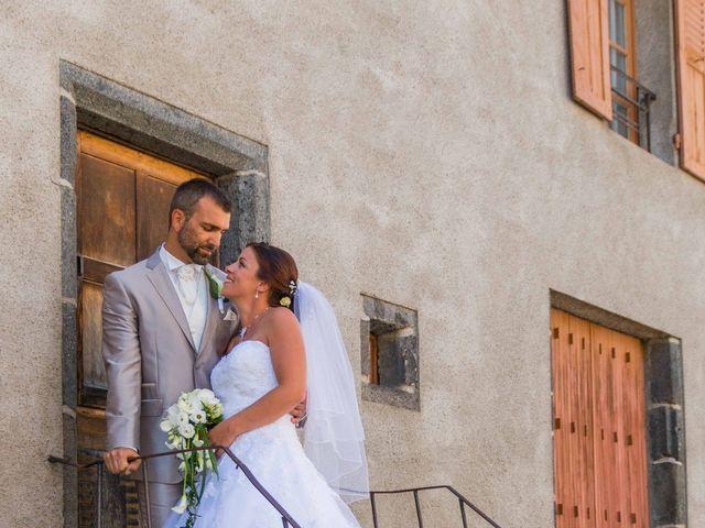 Le mariage de Mika et Céline à Pontgibaud, Puy-de-Dôme 10