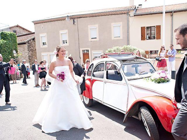 Le mariage de Vincent et Pauline à Beauvoir-en-royans , Isère 74