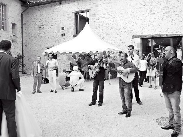 Le mariage de Vincent et Pauline à Beauvoir-en-royans , Isère 141