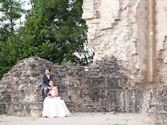 Le mariage de Vincent et Pauline à Beauvoir-en-royans , Isère 154