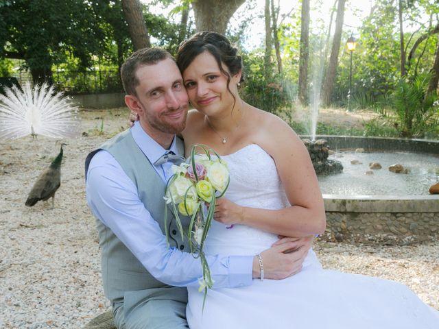 Le mariage de Ludovic et Noémie à Espira-de-l'Agly, Pyrénées-Orientales 10