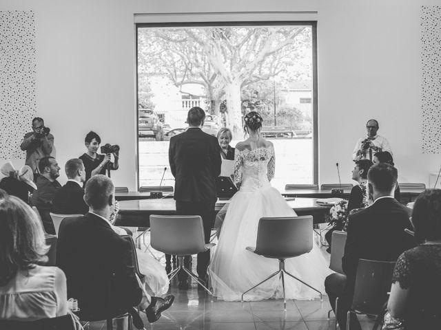 Le mariage de Guillaune et Céline à Vergèze, Gard 20