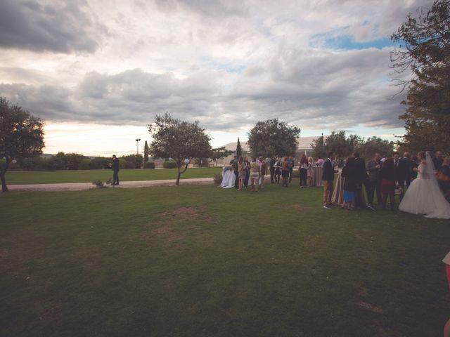 Le mariage de Guillaune et Céline à Vergèze, Gard 33
