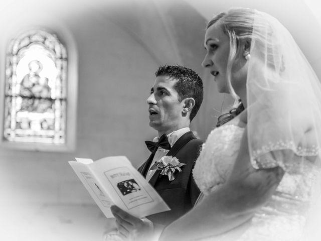 Le mariage de Gaël et Magalie à Marçay, Vienne 2