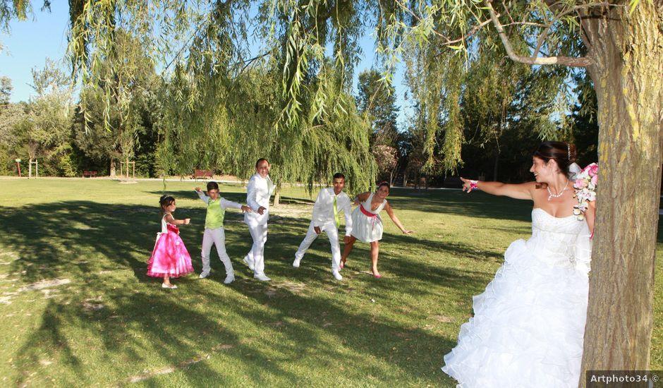 Le mariage de Noel et Christelle à Arles, Bouches-du-Rhône