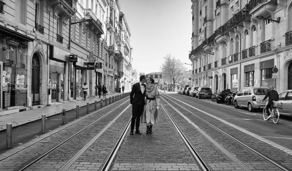 Le mariage de Fabien et Stéphanie à Bordeaux, Gironde