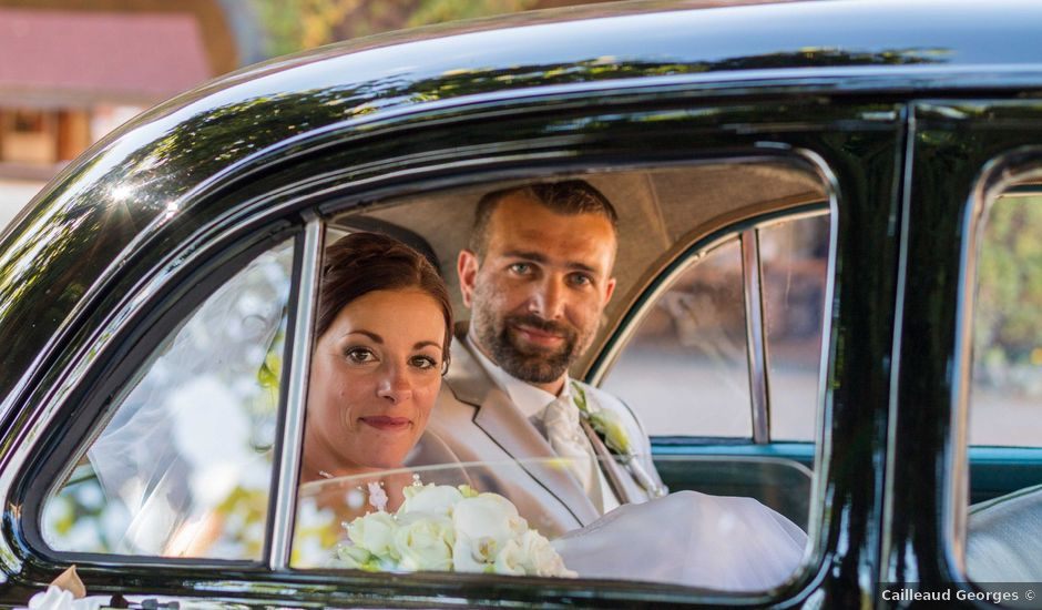 Le mariage de Mika et Céline à Pontgibaud, Puy-de-Dôme