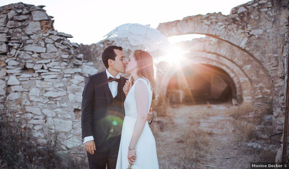 Le mariage de Yann et Alexandra à Salon-de-Provence, Bouches-du-Rhône