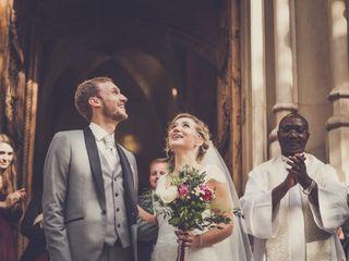 Le mariage de Coralie et Jean