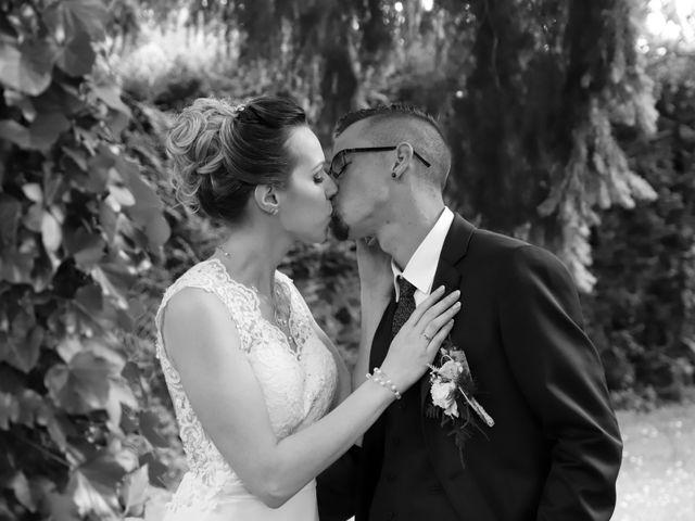 Le mariage de Jonathan et Léna à Clévilliers, Eure-et-Loir 1