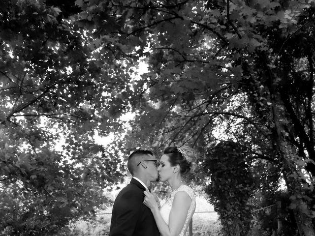 Le mariage de Jonathan et Léna à Clévilliers, Eure-et-Loir 4