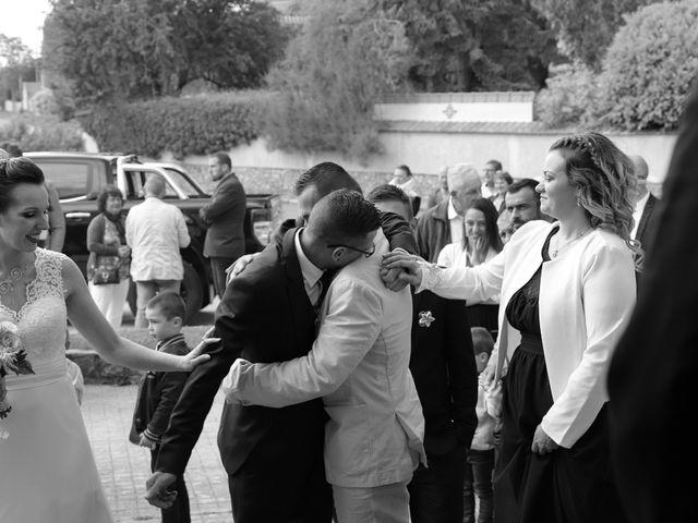 Le mariage de Jonathan et Léna à Clévilliers, Eure-et-Loir 6