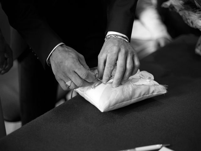 Le mariage de Jonathan et Léna à Clévilliers, Eure-et-Loir 8