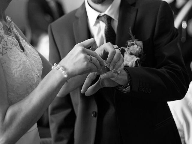 Le mariage de Jonathan et Léna à Clévilliers, Eure-et-Loir 9