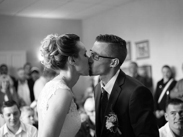 Le mariage de Jonathan et Léna à Clévilliers, Eure-et-Loir 10