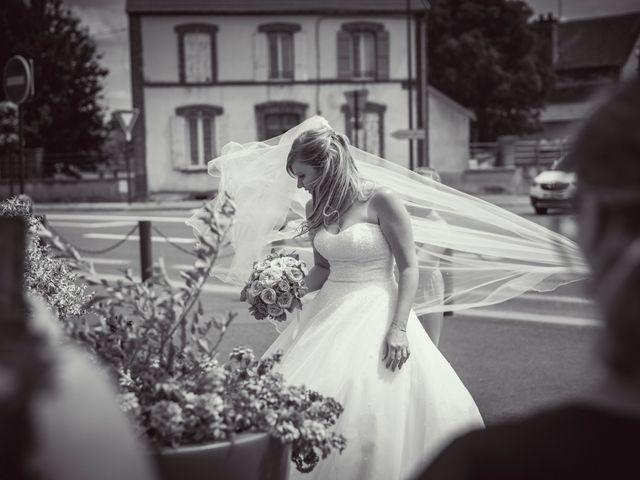 Le mariage de Bastien et Morgane à Migennes, Yonne 1
