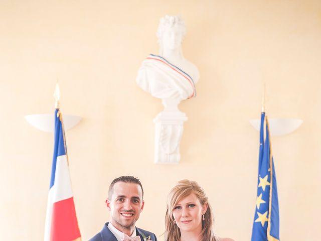 Le mariage de Bastien et Morgane à Migennes, Yonne 3