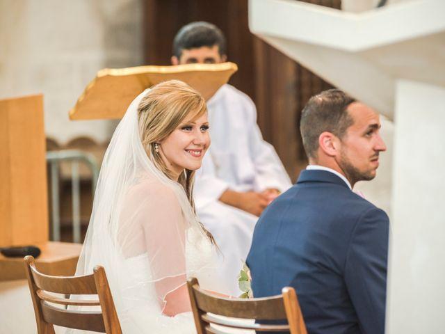 Le mariage de Bastien et Morgane à Migennes, Yonne 2