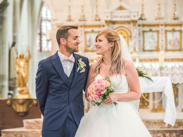 Le mariage de Morgane et Bastien
