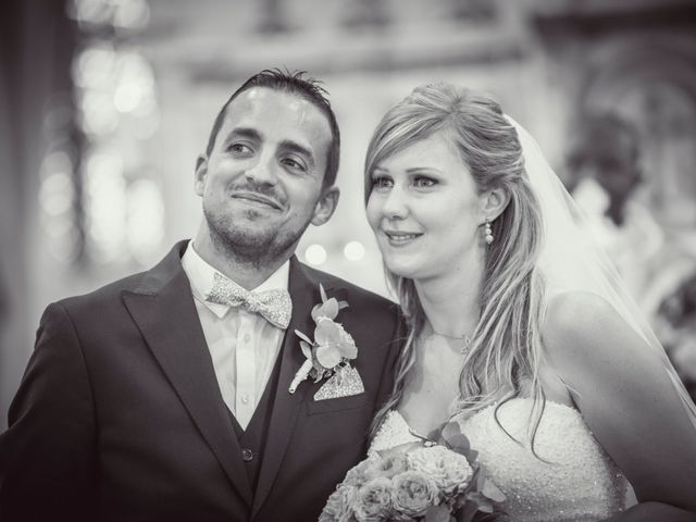 Le mariage de Bastien et Morgane à Migennes, Yonne 5