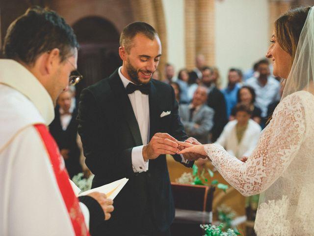 Le mariage de Matthias et Pauline à Lavalette, Haute-Garonne 33
