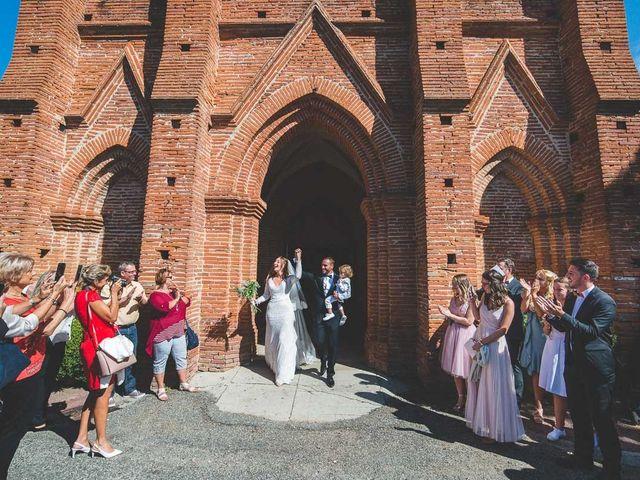Le mariage de Matthias et Pauline à Lavalette, Haute-Garonne 34