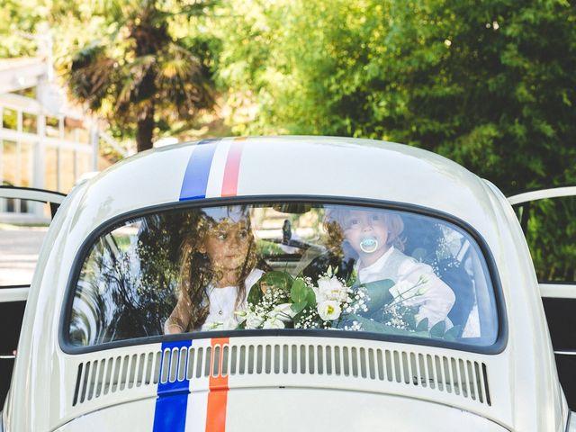 Le mariage de Matthias et Pauline à Lavalette, Haute-Garonne 35