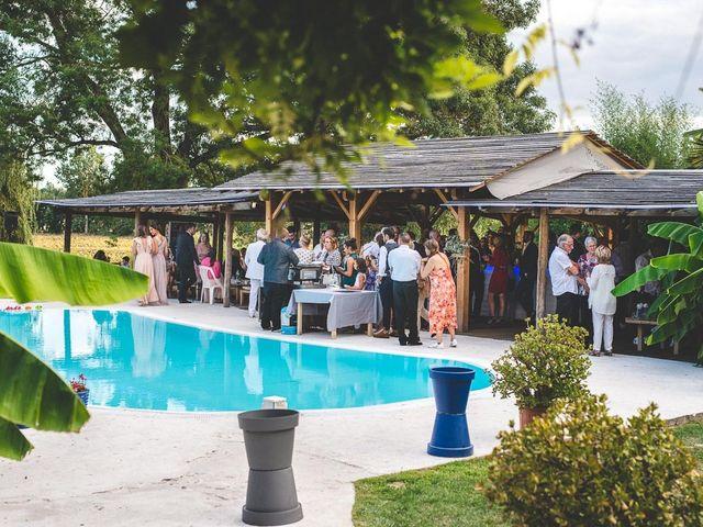 Le mariage de Matthias et Pauline à Lavalette, Haute-Garonne 60