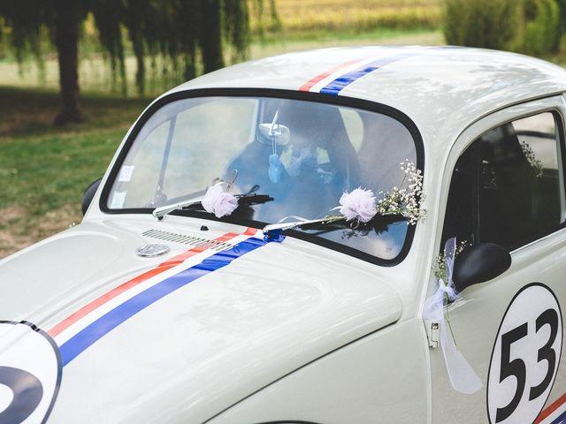 Le mariage de Matthias et Pauline à Lavalette, Haute-Garonne 66