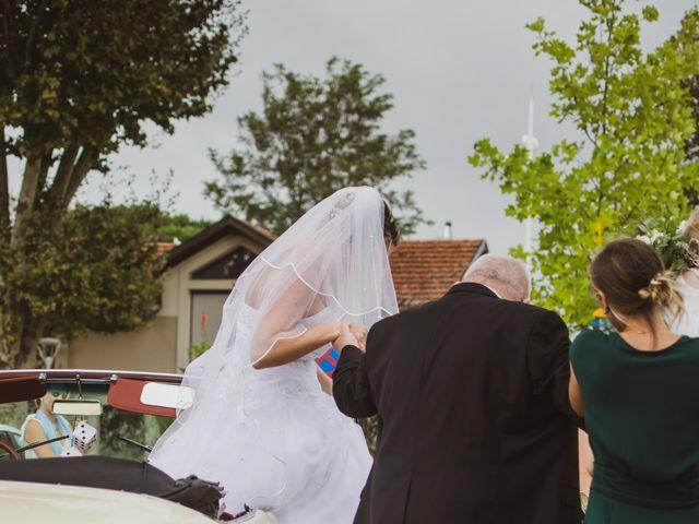 Le mariage de Jimmy et Fanny à Biscarrosse, Landes 4