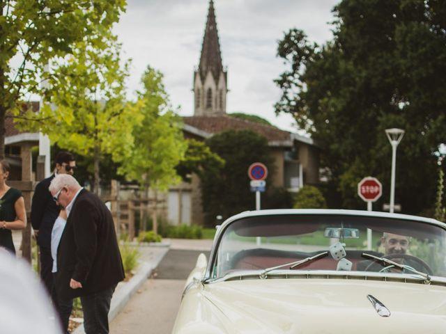 Le mariage de Jimmy et Fanny à Biscarrosse, Landes 5