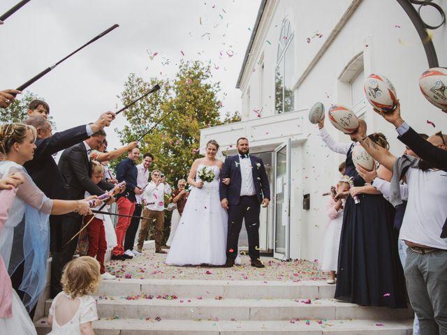 Le mariage de Jimmy et Fanny à Biscarrosse, Landes 7