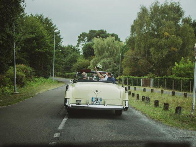 Le mariage de Jimmy et Fanny à Biscarrosse, Landes 10