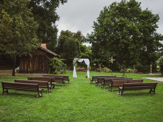 Le mariage de Jimmy et Fanny à Biscarrosse, Landes 12