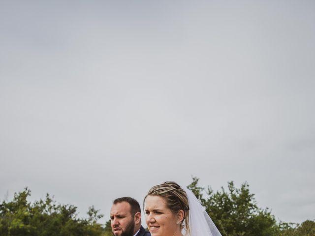 Le mariage de Jimmy et Fanny à Biscarrosse, Landes 1