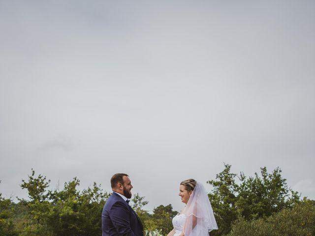 Le mariage de Jimmy et Fanny à Biscarrosse, Landes 2