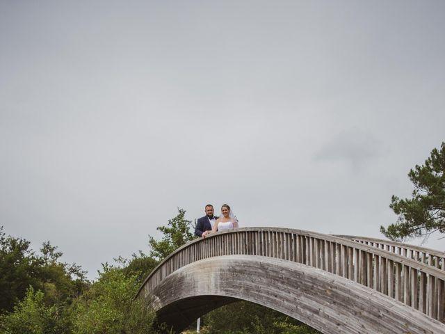 Le mariage de Jimmy et Fanny à Biscarrosse, Landes 16