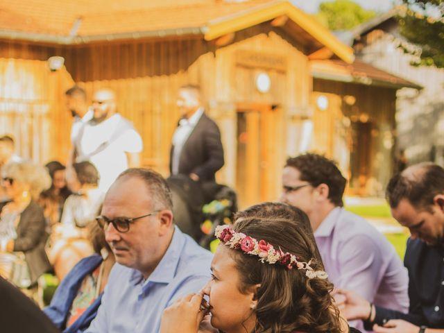 Le mariage de Jimmy et Fanny à Biscarrosse, Landes 22