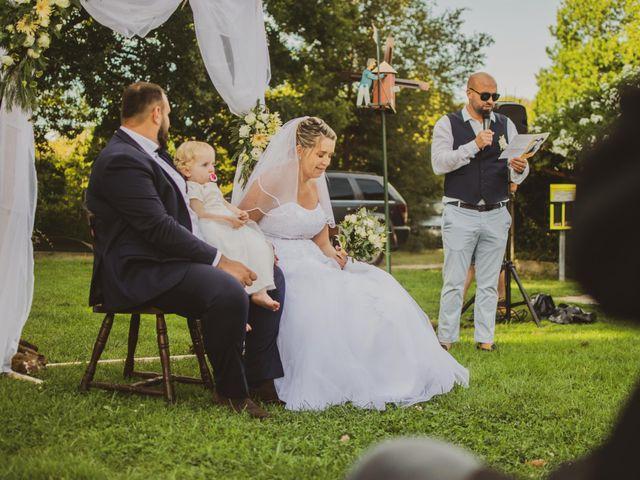 Le mariage de Jimmy et Fanny à Biscarrosse, Landes 23