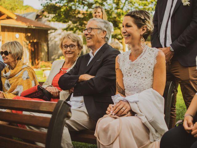 Le mariage de Jimmy et Fanny à Biscarrosse, Landes 24
