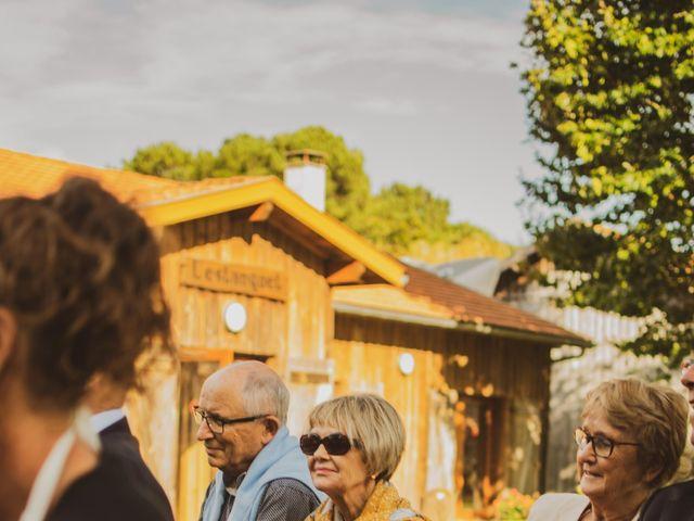 Le mariage de Jimmy et Fanny à Biscarrosse, Landes 25